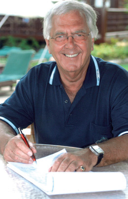 Ray Harwood, Author